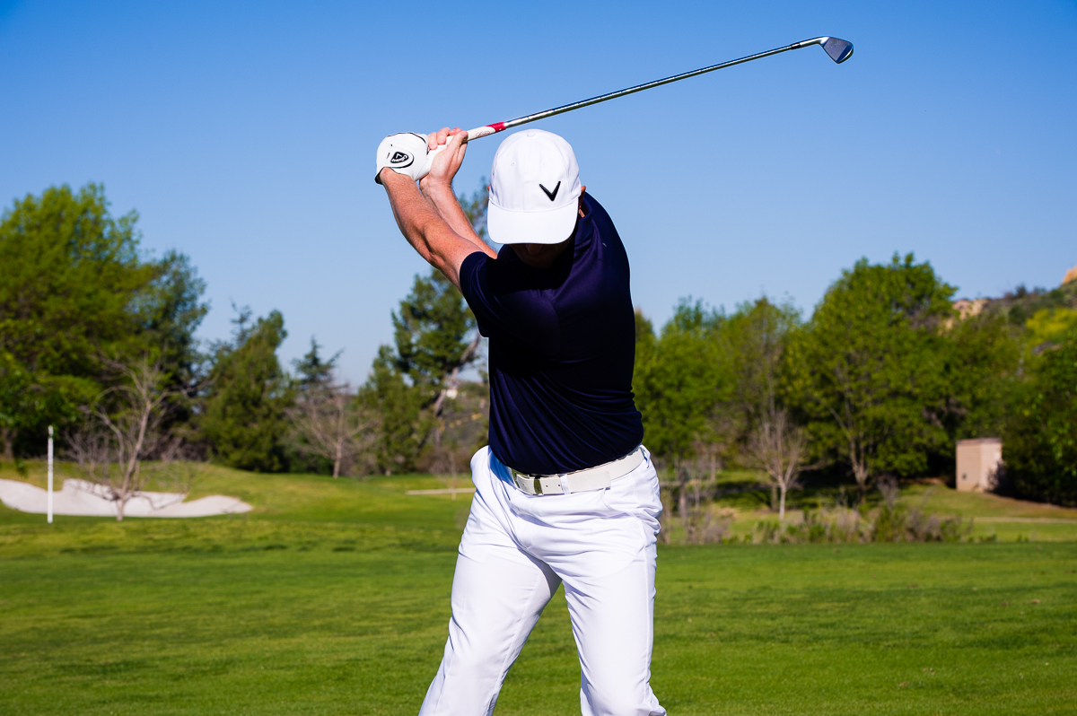 left truth my golf the about tutor in arm swing