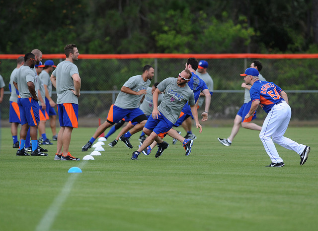 野球トレーニングにおける特異的適応